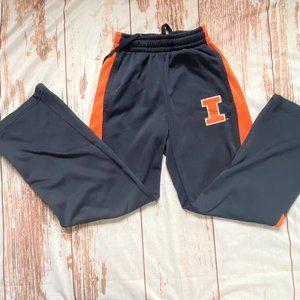 FIghting Illini Kids Athletic Pants size 12